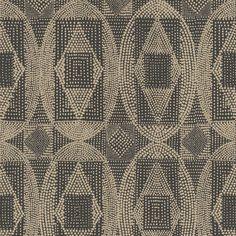 861839 papier peint BB Home Passion Rasch Canapé Design, Home Wallpaper, Ornament, African, Passion, Beige, Modern, Prints, Color