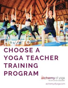 Choosing a teacher training program is an investment in yourself that yields lifelong transformation physically, mentally, emotionally, and spiritually.  What most people don't know is that choosing a #yogateachertraining program is hard. There is a broad range of options, more all the time. No two training programs are alike. Beyond just deciding Yes. you'll have to consider where, and for how long. Based on 16 years of leading Yoga Teacher Training here is my best advice. 25 Page… Yoga Teacher Training, Self Discovery, Guide Book, Training Programs, Good Advice, Starters, Investing, I Am Awesome, Range