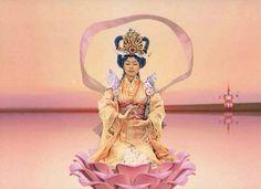 Mariko Mori: Cybergeishas, technonolgy and religion   Performance Art, Video Installation   Alter Ego, Fantasy, Fashion, Mariko Mori, Pop Cu...