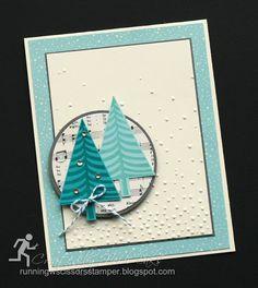 RunningwScissorsStamper: The Stamp Review Crew: Festival of Trees