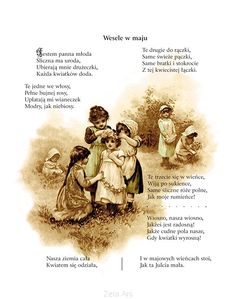 Harriett M. Bennett M. Konopnicka Wiosna i Dzieci