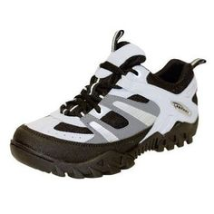 Serfas Women's Trax Casual Mountain Bicycle/Spinning Shoes - SSTW (Grey - 38) Serfas. $70.00