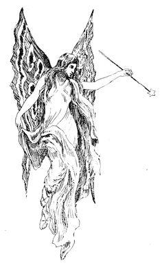 Resultado de imagem para vintage fairy