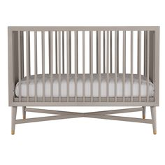Babybett Modern babybett kili weiss sebra cribs kili and cots
