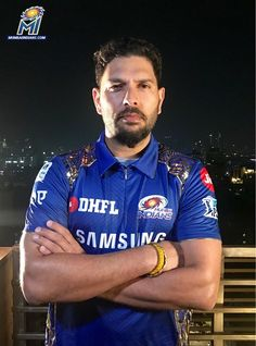 Finding Mumbai Indians squad for IPL Then get complete squad, roster, team and list of players for Mumbai Indians in Indian Premier League season. India Cricket Team, Cricket Sport, Ipl Cricket Games, Mi Images, Mumbai Indians Ipl, Yuvraj Singh, Cricket Wallpapers, Blue Army, Indian Pictures