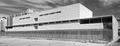Centro de salud Benicalap Sur. Geometry, Architecture, Architecture Illustrations