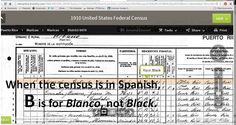Here's a little-known fact about the U.S. census--and a reminder to not just trust indexes!