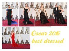 """Oscar  2016, best dressed"" by stardustbykatia on Polyvore"