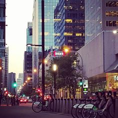 Wizrd is proudly built in Montreal. #city #lights #delivery #startups #startuplife #montreal #mtl #quebec #canada