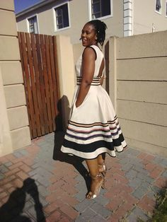 #Umbaco Xhosa traditional wear