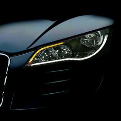the lights that nearly every automaker has since copied, what's the ol' saying... imitation is the sincerest form of flattery