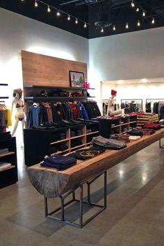 bastille #retail design #Fixtures