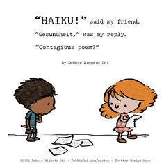 Poetry for kids, poetry resources for teachers - Inkygirl: Guide For Kidlit/YA Writers & Artists - via @inkyelbows