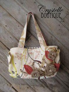 CrystelleBoutique - Free Sewing Pattern: Ronda Handbag