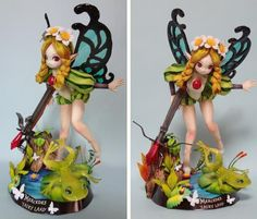 Odin Sphere - Mercedes, The Young Fairy Paper Model - by Kujira Craft This masterpiece model was created by Japanese designer Kujira. This is Mercedes, the young fairy from Odin Sphere videogame. Mercedes is one of the five protagonists of Odin Sphere, she is a young fairy that resides in the forest of Ringford. To view and print this model you will need Pepakura Viewer Free Version (link at the end of this post).