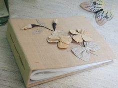 迷物~泰国手工麻布+手造纸+贴花相册结婚主题相簿独特礼物~送角贴-淘宝网