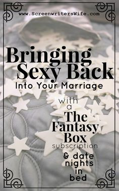 Free advice on getting sex back into your marriage