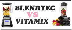 The Most Comprehensive Blendtec vs Vitamix Review-- this is how I finally decided to save up for my blendtec. Love my blender :)