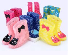 Children Spring Autumn Winter Boys Girls Baby Kids Rhino Candy Color with Frog Cat Rabbit Rain Boots Waterproof Shoe Color Caramelo, Baby Kids, Baby Boy, Waterproof Shoes, Childrens Shoes, Candy Colors, Revolve Clothing, Boys Shoes, Fashion Boots