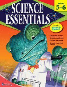 Science Essentials, Grades 5 - 6: American Education Publishing: 9780769660493: Amazon.com: Books