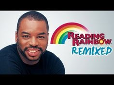 Reading Rainbow Remixed, by John D. Boswell, aka melodysheep, for PBS Digital Studios. For years, LeVar Burton and Reading Rainbow have taught kids everywhere about the power of books and imagination. Reading Rainbow, Love Reading, Book Nerd, Book Activities, Love Book, Viral Videos, Teaching Kids, Book Worms, Youtube