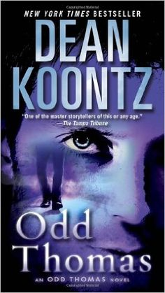 Odd Thomas by Dean Koontz - if your'e a Koontz fan this is the first of an excellent series.