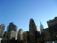 New York Skyline #newyork