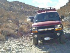 Adventure in Anza Borrego desert