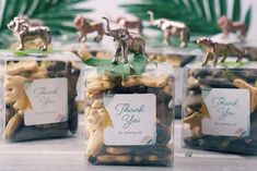Dec 2019 - Safari themed baby shower ideas and inspiration. Everything you need to know to create the perfect themed celebration, from invites to safari decor ideas. Decoracion Baby Shower Safari, Safari Baby Shower Cake, Baby Shower Party Favors, Baby Shower Centerpieces, Baby Boy Shower, Safari Party Centerpieces, Jungle Theme Baby Shower, Safari Party Favors, Table Centerpieces