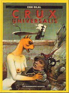 Crux Universalis Enki Bilal