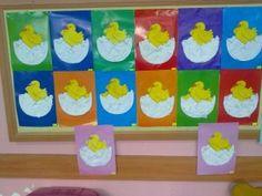 free hatching chick craft for kids Free Preschool, Preschool Worksheets, Preschool Activities, Projects For Kids, Crafts For Kids, Kindergarten, Paper, Crafts For Children, Kids Service Projects