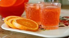 Watch & learn how to make an Aperol Spritzer