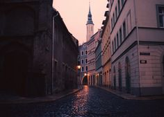 pictures from görlitz, germany where the grand budapest hotel was filmed