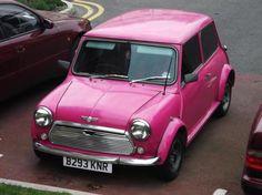 Classic Mini Cooper <3