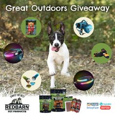 Enter Redbarn's Great Outdoor Giveaway to win an adventure prize pack! ENTER HERE TO WIN! #greatoutdoorsgiveaway https://wn.nr/mXz9JZ