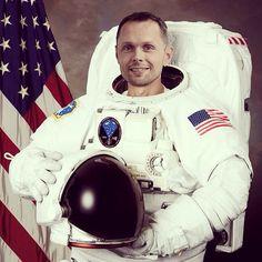 Mr Astronaut JT Ahlgrimm