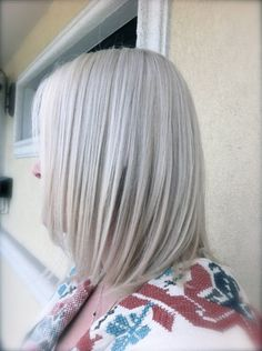 Redken lightener 20 vol. all over bleach application and glazed with Shades EQ 11/2 oz. crystal clear and 1/2 oz. 9T
