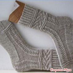 Мужские носки, подборочка.. - Вязание - Страна Мам