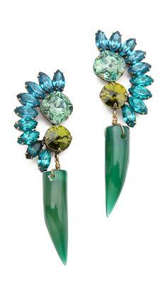 DANNIJO Bertie Earrings