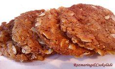 Zabpelyhes keksz Szicília ízével | Recept | Gasztrotipp