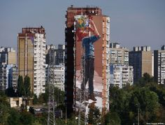 The Visionary by  Fintan Magee