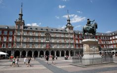 No. 13:Madrid, Spain