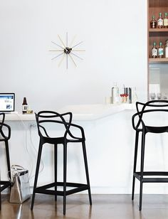 As you know, Modern Chairs loves to give you tons of inspirations and ideas for your living room chairs. Today, we give you tips on trending bar chairs. Patio Bar Stools, Outdoor Stools, Bar Chairs, Counter Stools, Outdoor Seating, Side Chairs, Lounge Chairs, Outdoor Dining, Bar Furniture