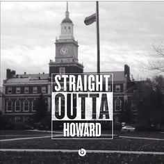 "From Facebook - ""Howard University Alumni"" page 8/2015"
