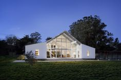Hupomone Ranch by Turnbull Griffin Haesloop Architects - Photo 3 of 15 - Dwell