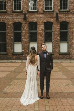 Amazing Christopher and Candice May us breathtaking bohemian wedding in the Canadian Mountains featuring our Inca gown