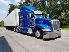 Big Rig Trucks, Tow Truck, Semi Trucks, Peterbilt 386, Peterbilt Trucks, Heavy Construction Equipment, Logging Equipment, Cummins, Rigs
