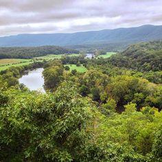 Shenandoah River State Park in Bentonville, VA