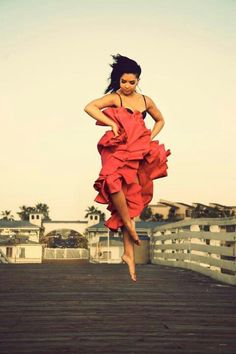Serena Cuevas, salsa & bachata dancer #salsa #dance #justdancingwest www.facebook.com/justdancingwest