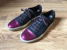 Lanvin Lanvin Cap Toe Sneaker Size 9 $64 - Grailed